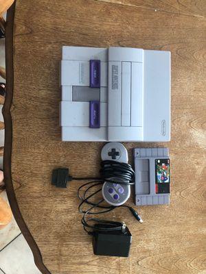 Super Nintendo $100 for Sale in Las Vegas, NV