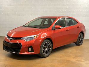 2016 Toyota Corolla S (Payments Available) for Sale in Phoenix, AZ