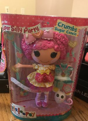 Lalaloopsy doll for Sale in Silver Spring, MD