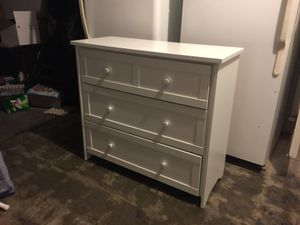 White chest for Sale in Fresno, CA