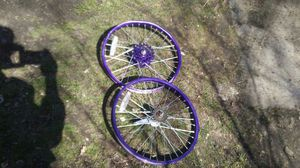 Purple BMX rims for Sale in Cleveland, OH