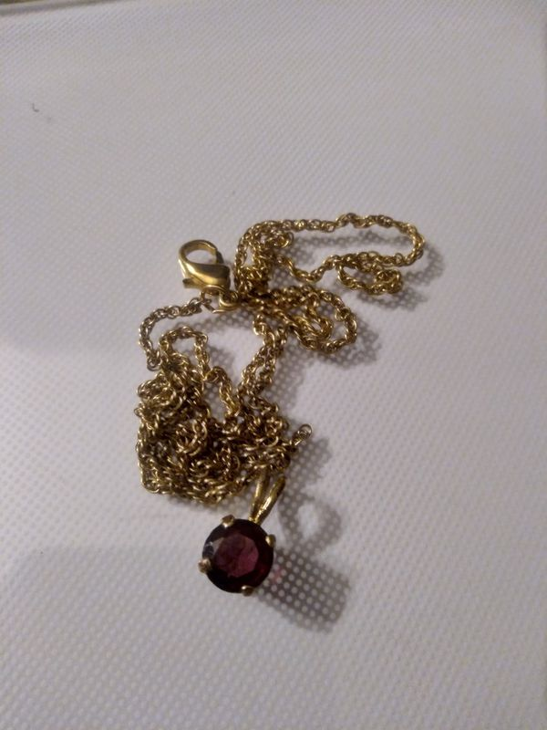 Random Gold Jewelry