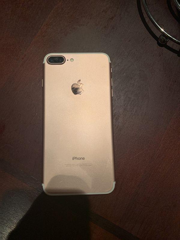 Iphone 7Plus 256 GB Rose gold