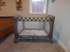 Baby Trend Nursery Center Pack n' Play for Sale in Seattle, WA