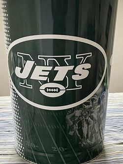 Jets Trash/garbage Can (2) for Sale in Norwalk,  CT