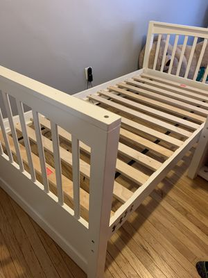 Twins size bed frame for Sale in Philadelphia, PA