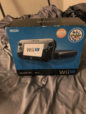 Nintendo Wii U for Sale in Temple Hills, MD
