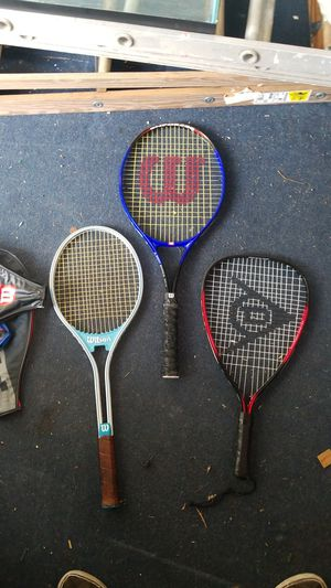 Tennis rackets for Sale in Fairview, OR