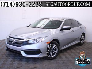 2018 Honda Civic Sedan for Sale in Garden Grove, CA