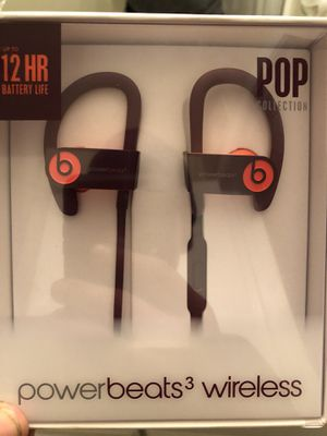 Powerbeats 3 for Sale in Manassas, VA
