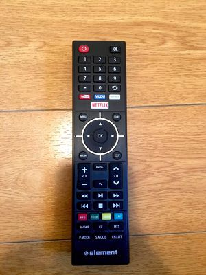 Excellent Element SmartTV with RC! for Sale in San Francisco, CA