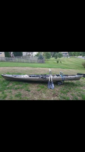2014 Trident 4.7 Ocean Kayak for Sale in Washington, DC
