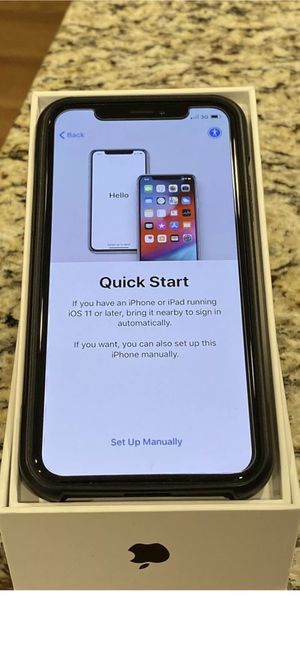 IPHONE X 256 GB UNLOCKED for Sale in New York, NY