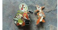 Chip and dale Disney pins for Sale in Poinciana, FL