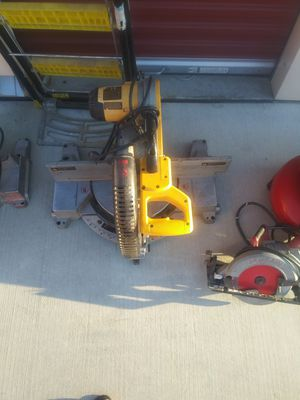 Dewalt mitre saw for Sale in Fresno, CA