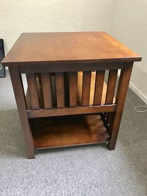End Table / Bookshelf for Sale in San Francisco, CA