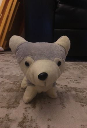 Arctic Fox Plushie. Price Not Firm for Sale in Aurora, IL