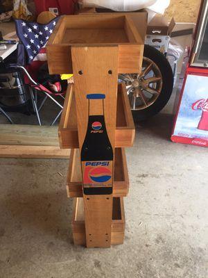 Pepsi shelf for Sale in East Moline, IL