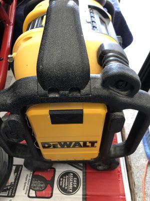 DeWalt radio charger for Sale in Orlando, FL