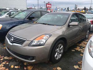 2007 Nissan Altima for Sale in Everett, WA
