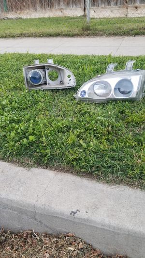 Projector lights 92-95 civic for Sale in Fresno, CA
