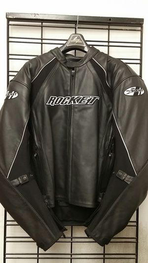 Leather Motorcycle Jacket for Sale in Long Beach, CA