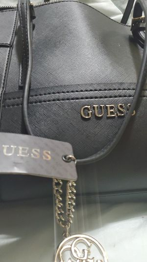 """"""" GUESS """"Style:VG493708 , BLACK color , Group : HUNTLEY . for Sale in Staten Island, NY"""