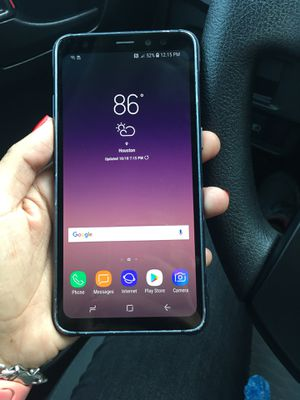 factory unlock samsung galaxy s8 active for sale for Sale in Houston, TX