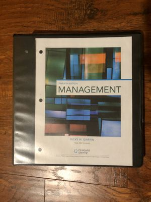 Management 12th Edition for Sale in FL, US