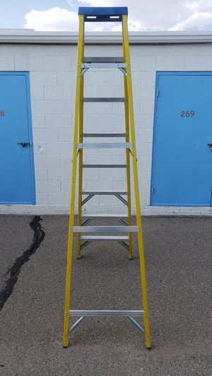 Werner 8ft ladder for Sale in Albuquerque, NM