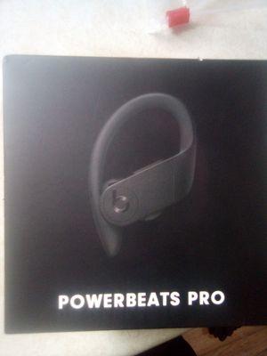 Powerbeats pro 2019 for Sale in Philadelphia, PA