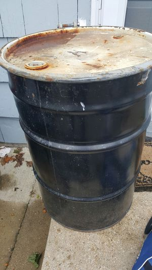 55 gal drum Freee for Sale in Rolling Meadows, IL