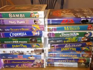VHS Disney movies for Sale in Batavia, OH