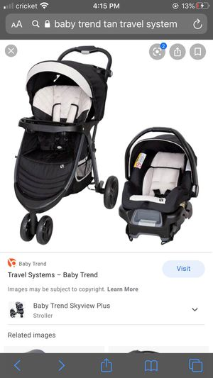 Baby trend for Sale in Powder Springs, GA