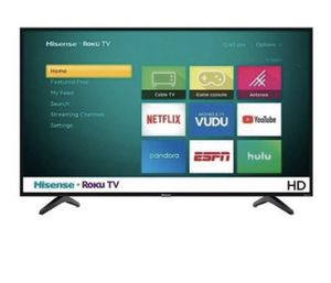 Smart tv hisense 32 inch for Sale in Oakland Park, FL