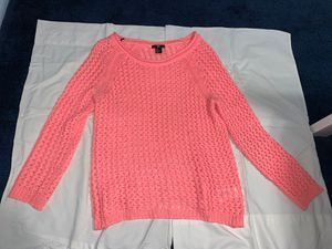 H&M HOT PINK SWEATER: US SIZE SMALL for Sale in South Brunswick Township, NJ