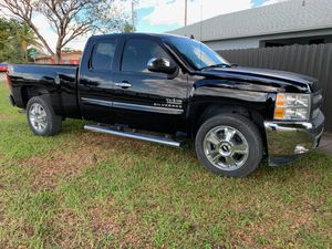 2013 Chevy Silverado 1500 Texas edition for Sale in West Park, FL