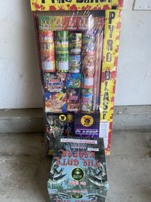 Fireworks 💥 for Sale in Compton, CA