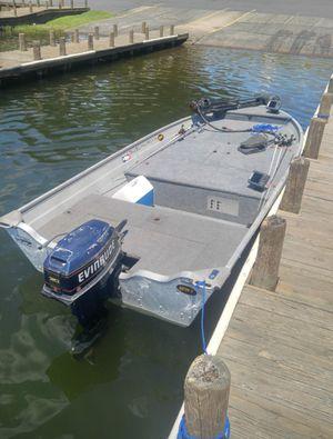14 ft Aluminum Boat for Sale in Snell, VA