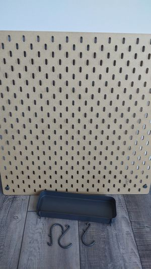 Ikea Skadis Pegboard for Sale in Clarksburg, MD