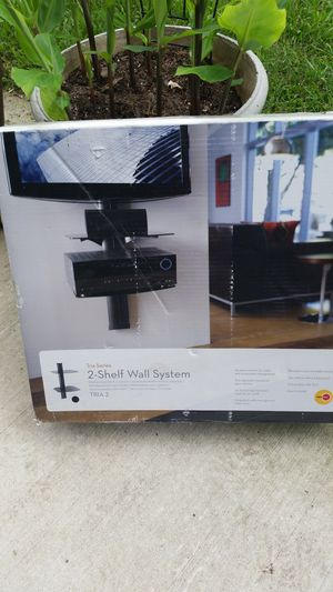 Two Shelf Wall System New in Box for Sale in Magnolia, TX