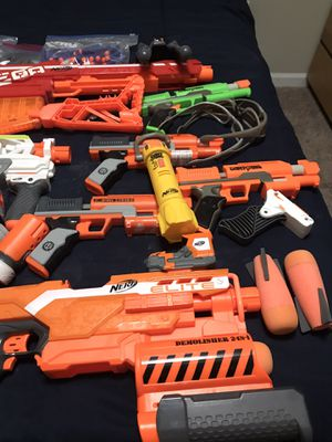 Nerf Collection for Sale in Cumming, GA