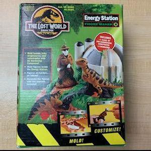 NIB Jurassic Park Energy Station Figure Maker for Sale in Elgin, IL