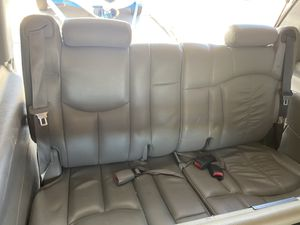 Tahoe rear seats 3rd row (light grey pewter) for Sale in Modesto, CA