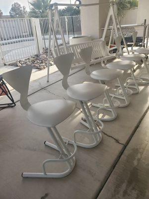 Counter height bar stools for Sale in North Las Vegas, NV