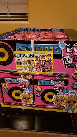LOL SURPRISE REMIX HAIR FLIP for Sale in Phoenix, AZ