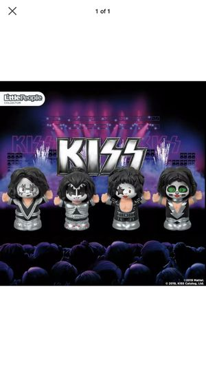 KISS Little People Collectable Toy RARE for Sale in Long Beach, CA