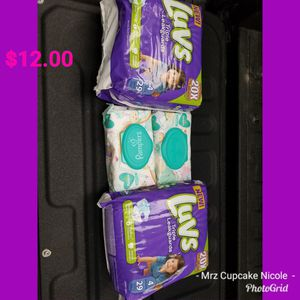 Luvs diapers for Sale in Hampton, VA