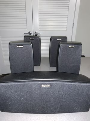 Klipsch Quintet V Satellite for Sale in Malvern, PA