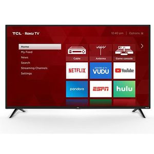 """32"""" TCL Roku Smart TV with remote for Sale in Fort Wayne, IN"""